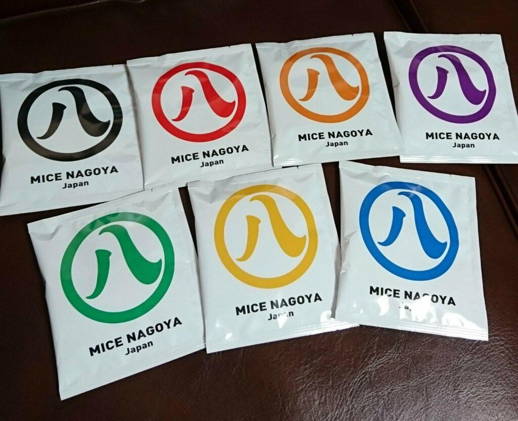 コーヒーバッグ まるはち 名古屋市 名古屋観光コンベンションビューロー MICE ワダコーヒー オリジナルデジタルコーヒーバッグ 販促品